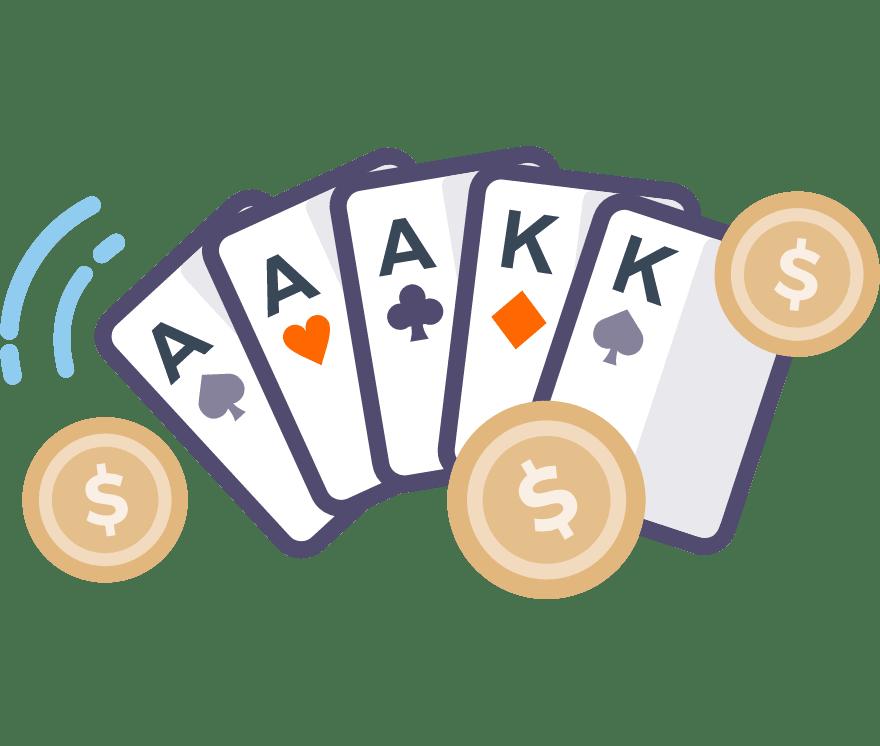 Los 84 mejores sitios de Casino de Póker en línea en Uruguay